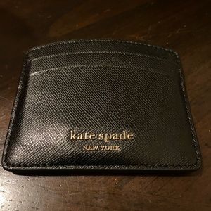 Kate Spade ♠️ Card wallet